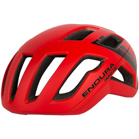 Endura FS260-Pro Casco, red
